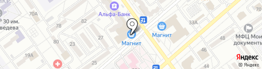 Банкомат, МТС-банк, ПАО на карте Волжского