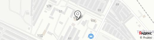 АвтоРевол на карте Волжского