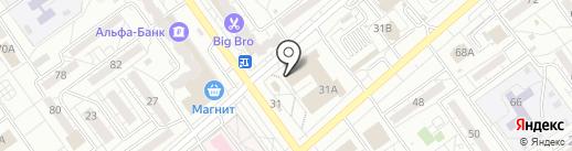 Дом торговли на карте Волжского