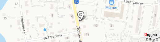 Эконом на карте Богословки