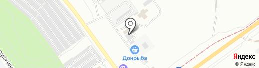 4Точки на карте Волжского