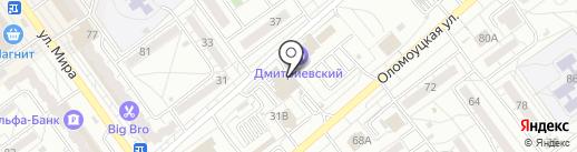 Авто star на карте Волжского