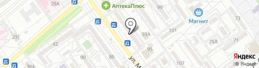 Приоритет на карте Волжского