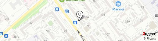 Твой стиль на карте Волжского