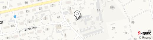 Производственно-торговая компания на карте Богословки