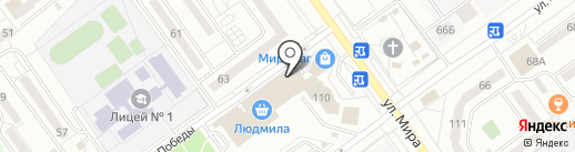 Mr.Beer на карте Волжского