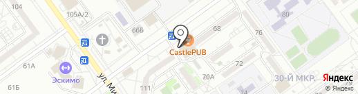 BAD ROOM на карте Волжского