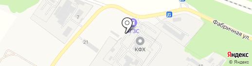 Любимый дом на карте Богословки
