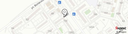 Мира Style на карте Волжского