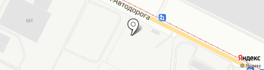 АкваХимВолга на карте Волжского