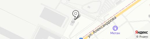 Благоустройство на карте Волжского