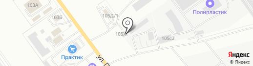 Эксклюзив на карте Волжского
