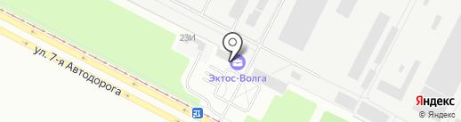 Волготрубопром на карте Волжского
