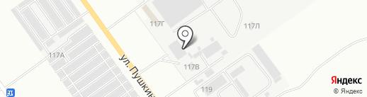 Жемчужина на карте Волжского