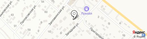 Оптовая компания на карте Средней Ахтубы