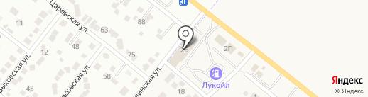 НовоСтрой на карте Средней Ахтубы