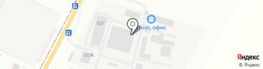 СПЕЦПРИБОРБЕЗОПАСНОСТЬ на карте Волжского