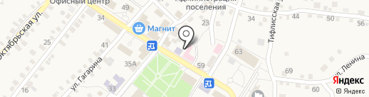 Детско-юношеский центр Среднеахтубинского района на карте Средней Ахтубы