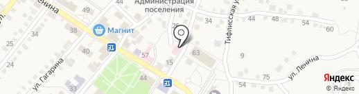 Среднеахтубинская центральная районная аптека на карте Средней Ахтубы