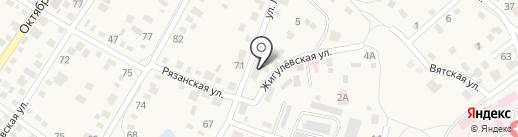 Судебный участок Среднеахтубинского района на карте Средней Ахтубы