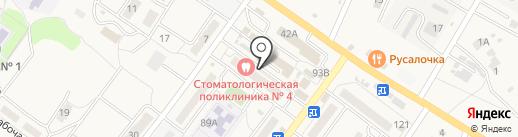 Среднеахтубинская межпоселенческая центральная библиотека на карте Средней Ахтубы