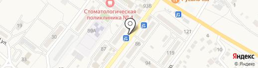 Волгофарм, ГУП на карте Средней Ахтубы