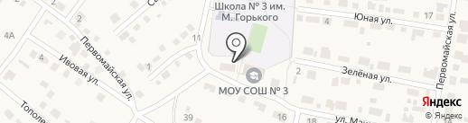 Среднеахтубинский центр социальной помощи семье и детям на карте Средней Ахтубы
