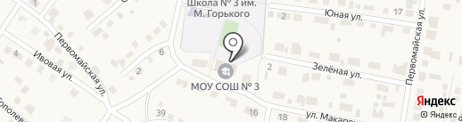 Среднеахтубинская ДЮСШ на карте Средней Ахтубы
