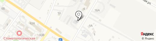 АхтубаПолимерСтрой на карте Средней Ахтубы