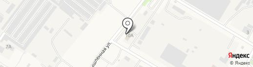 Волгоградоблэлектро, ПАО на карте Средней Ахтубы