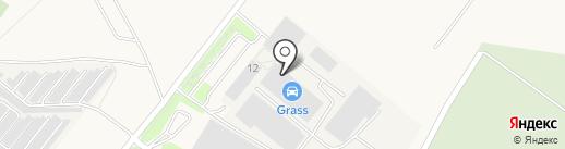 ТД ГраСС на карте Средней Ахтубы