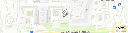 Икона Стиля на карте Пензы