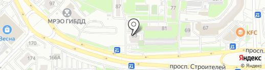 PUPER.RU на карте Пензы