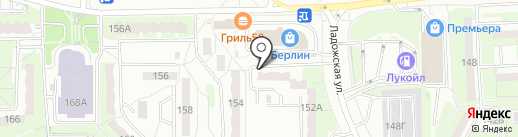 ФлешЭкспресс на карте Пензы