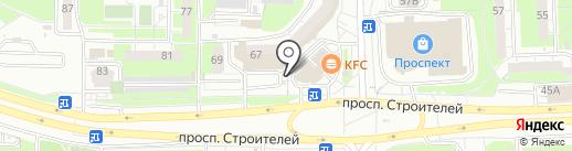 Шоколад.ru на карте Пензы