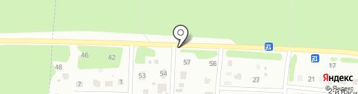 Зеленая поляна, ТСЖ ВСК на карте Пензы