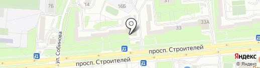 Новая городская аптека на карте Пензы