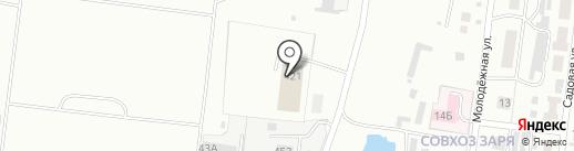 Гелиос на карте Пензы