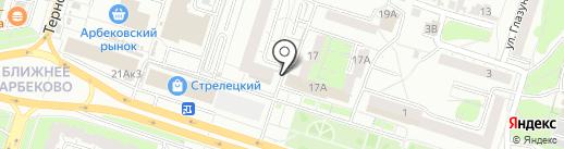 Магазин на карте Пензы