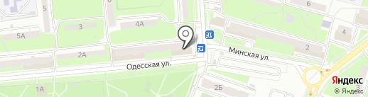 Банкомат, Почта Банк, ПАО на карте Пензы