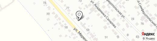 Производственная компания на карте Пензы