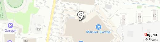 Банкомат, Россельхозбанк на карте Пензы