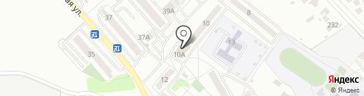 Смекалкино на карте Пензы