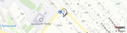 ГЕОСТАНДАРТ на карте Пензы