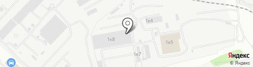 Профи-Т на карте Пензы