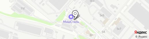 Karcher на карте Пензы