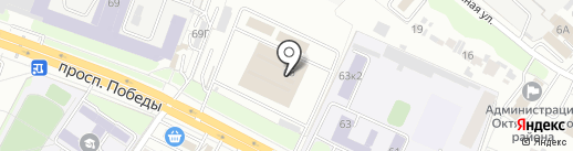Банкомат, КБ Агросоюз на карте Пензы