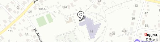 Вымпел на карте Пензы