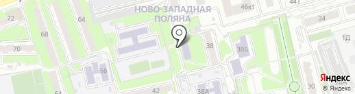 Министерство образования Пензенской области на карте Пензы
