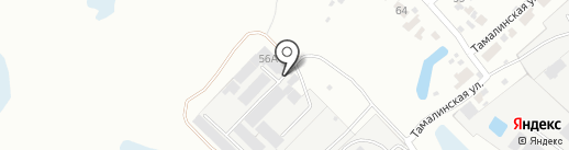 MEBEL MIRRA на карте Пензы